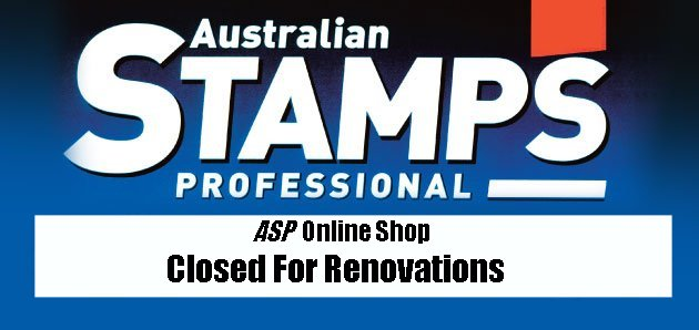 ASP Online Shop Closed For Renovations