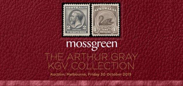 The Arthur Gray KGV Collection
