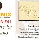 Phoenix Auction No. 41