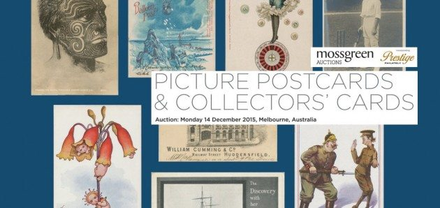 Mossgreen Postcard Sale 14 Dec