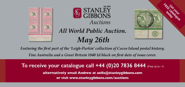 Stanley Gibbons Auctions